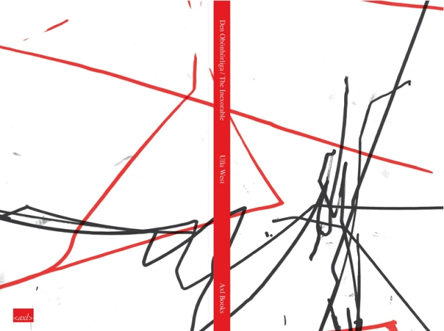 Den Obönhörliga, boken om roboten O#X av Ulla West. Utgiven av Axl Books 2010
