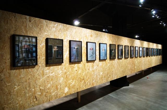 Checker Hoods på Tensta Konsthall 2009